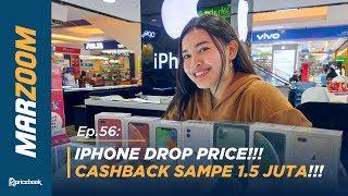 Gambar cover Cek Pasar Offline! 13 iPhone Drop Price, Turun 1,5 Juta!!! #MarZoom 56