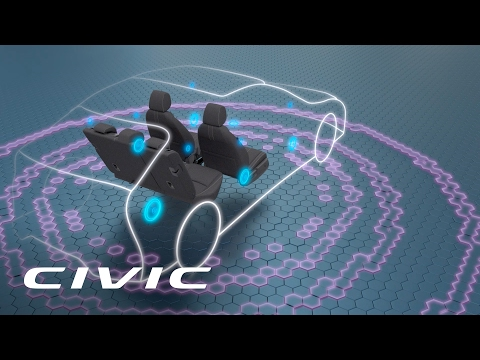 Honda Civic   Connected Driving Experience