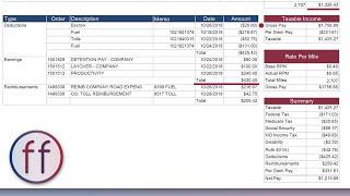 Understanding Your Pay Settlements   Fleet Finance Ep.1