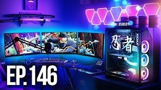 Room Tour Project 146 - BEST Gaming Setups! 🔥RAPID-FIRE EDITION 🔥