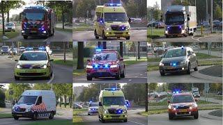 GRIP 2 Hulpdiensten massaal naar ernstig treinongeval in Oss