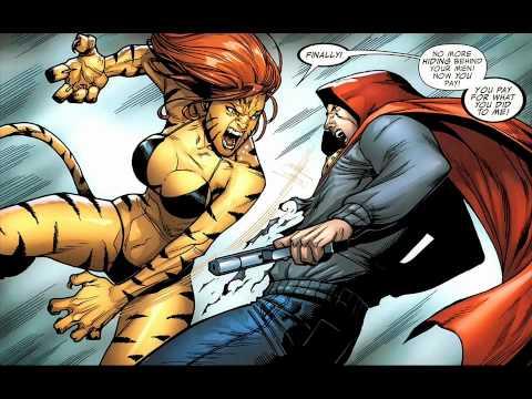 SECTION 5 FANTASY FIGHT-(Tigra Vs Cheetah)