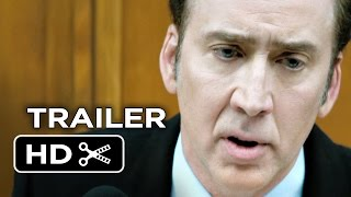 The Runner Official Trailer #1 (2015) - Nicolas Cage Movie HD