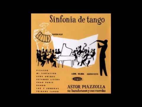 Astor Piazzolla - Sinfonia de Tango (1955)