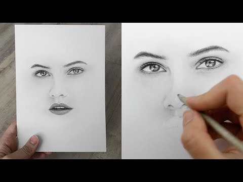 HOW I DRAW THE SKETCH BEFORE SHADING? thumbnail