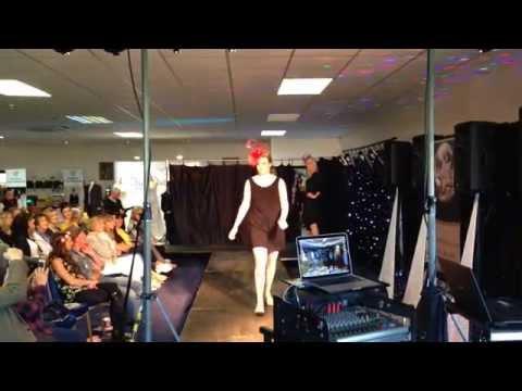 Fashion Show at the Newark Advertiser Wedding Fair
