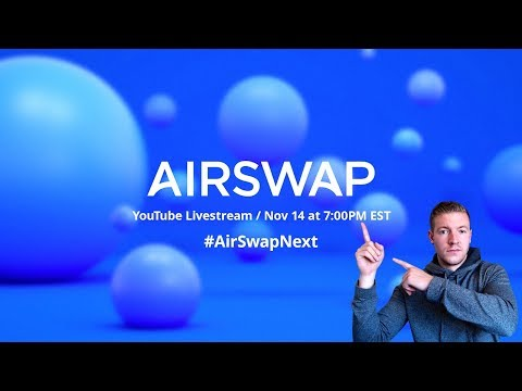 Stablecoins, Security Tokens and Tokenized Real Estate - AirSwap Next