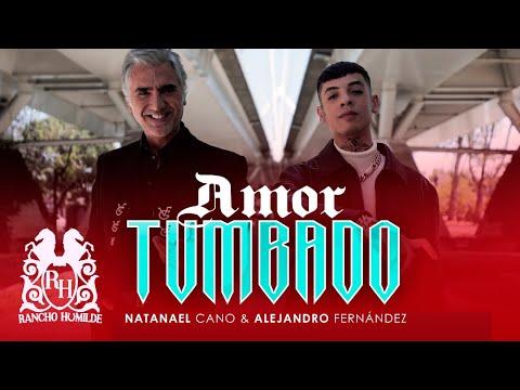 Alejandro Fernández ft. Natanael Cano  - Amor Tumbado [Official Video]