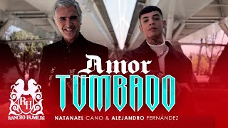 Alejandro Fernández ft. Natanael Cano  - Amor Tumbado [Official Video]