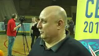"""Скандальное интервью главного тренера """"Динамо"""" Виктора Рябых"""