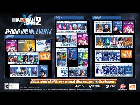 DLC PACK 4 ANNOUNCED FOR JUNE   Dragon Ball Xenoverse 2 OFFICIAL DLC 3 ENGLISH TRAILER