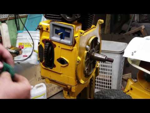 rebuild a Kohler motor part 5
