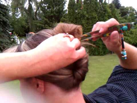 How to use hair fork its EASY