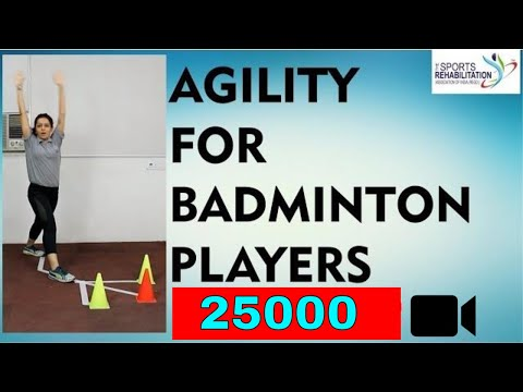 Agility for Badminton Player
