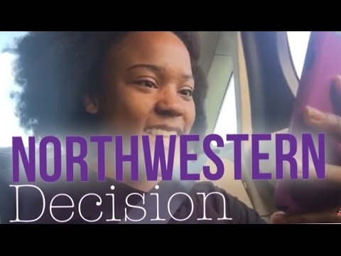 NORTHWESTERN UNIVERSITY ADMISSIONS DECISION REACTION 2016 (CLASS OF 2020)