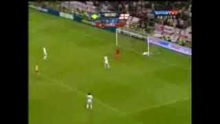 Zlatan ibrahimovich best goal for 2012 [30m yard bicycle kick] swe vs eng
