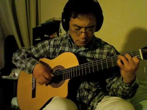 Killing Me Softly with His Song (Fingerstyle Guitar)