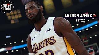 nba 2k19 gameplay leaked