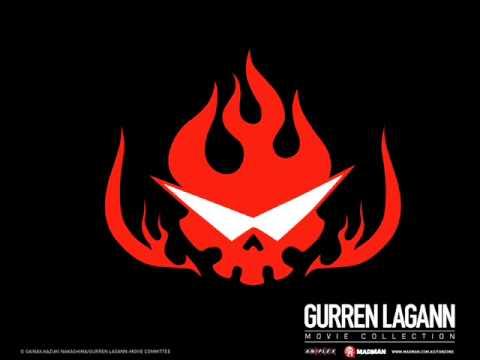 Gurren Lagann - To hell with gattai!!