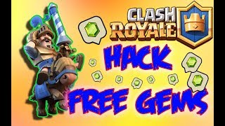 Clash Royale Hack - How To Get Free Gems [Android And IOS]