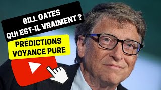 Voyance 218 | Qui est Bill Gates ? | Bruno Moulin-Groleau Voyant Médium Microsoft Windows Fortune