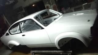 bulowice opel kadet c coupe rally projekt vol 6
