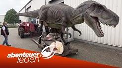 Die neue Dinosaurier-Attraktion im Movie Park Germany (1/2) | Abenteuer Leben