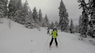 Ski Adventure. Tornik 2017.
