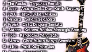 Lagu Slow Rock Malaysia 80-90an | Lagu Jiwang Malaysia | Lagu Slow Rock Dulu Dulu