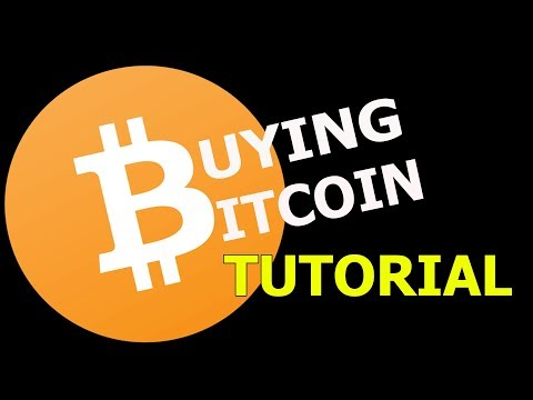 How To Buy Bitcoin Tutorial | Get Bitcoin Online With Bitcoin Wallet Guide 2017
