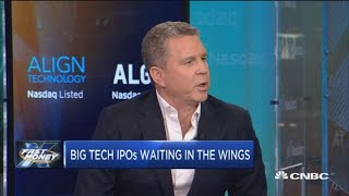 Gambar cover Early investor in AirBNB, Pinterest, reveals why he thinks 2019 will be a big year for IPOs