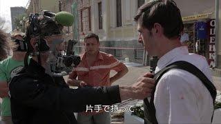 世界初!全編一人称視点で撮影された映画『ハードコア』。メイキング映像公開!