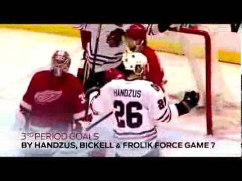 Chicago Blackhawks 2013 Stanley Cup Champions - Banner Raising Ceremony Video