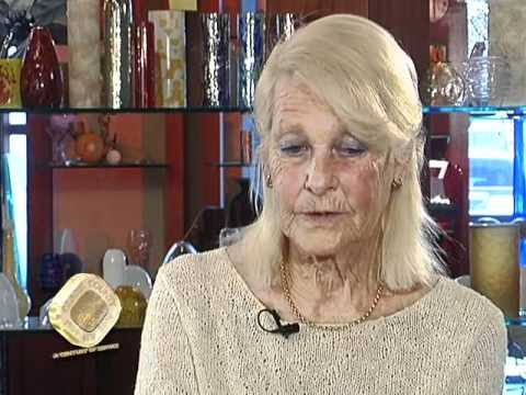 "Daughter of Mobster Ben ""Bugsy"" Siegel Interviewed - YouTube"