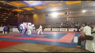 Video Jakarta 2016 Mondiali Karate Daphne Rebolho medaglia d'oro download MP3, 3GP, MP4, WEBM, AVI, FLV Januari 2018