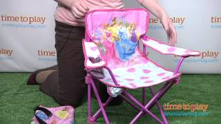 Disney Princess Fold N' Go Chair From Kids Only