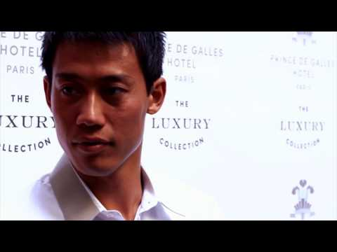 Chang And Nishikori Uncovered 2016