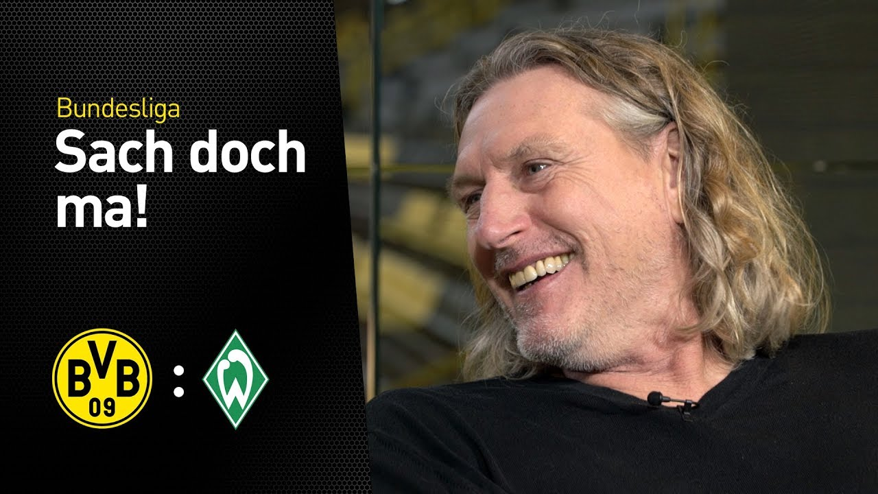Why did Teddy scold you? | One more Question, Michael Schulz | BVB