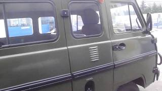 UAZ 452 FURGON ANDORIA TURBO DIESEL FROM POLAND.MP4 [ TARMOT 4x4 ]