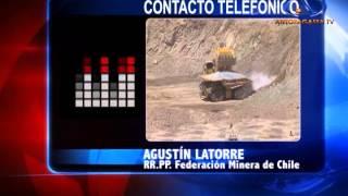Accidente fatal en Minera Centinela