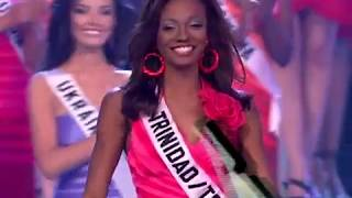 2004 Miss Universe: First Round of Elimination