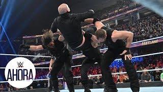 Resultados de WWE Fastlane: WWE Ahora, Marzo 11, 2019