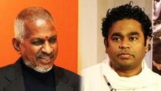 Ilayaraja Music has No Boundaries: AR Rahman