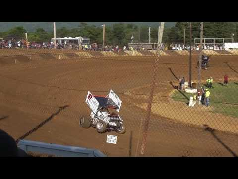 2017 PA Sprint Week Path Valley