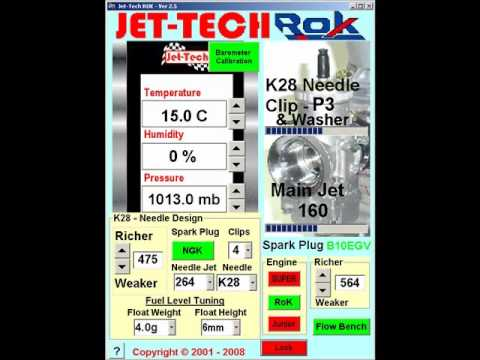 Jet-Tech ROK - Fine Tuning Part 1