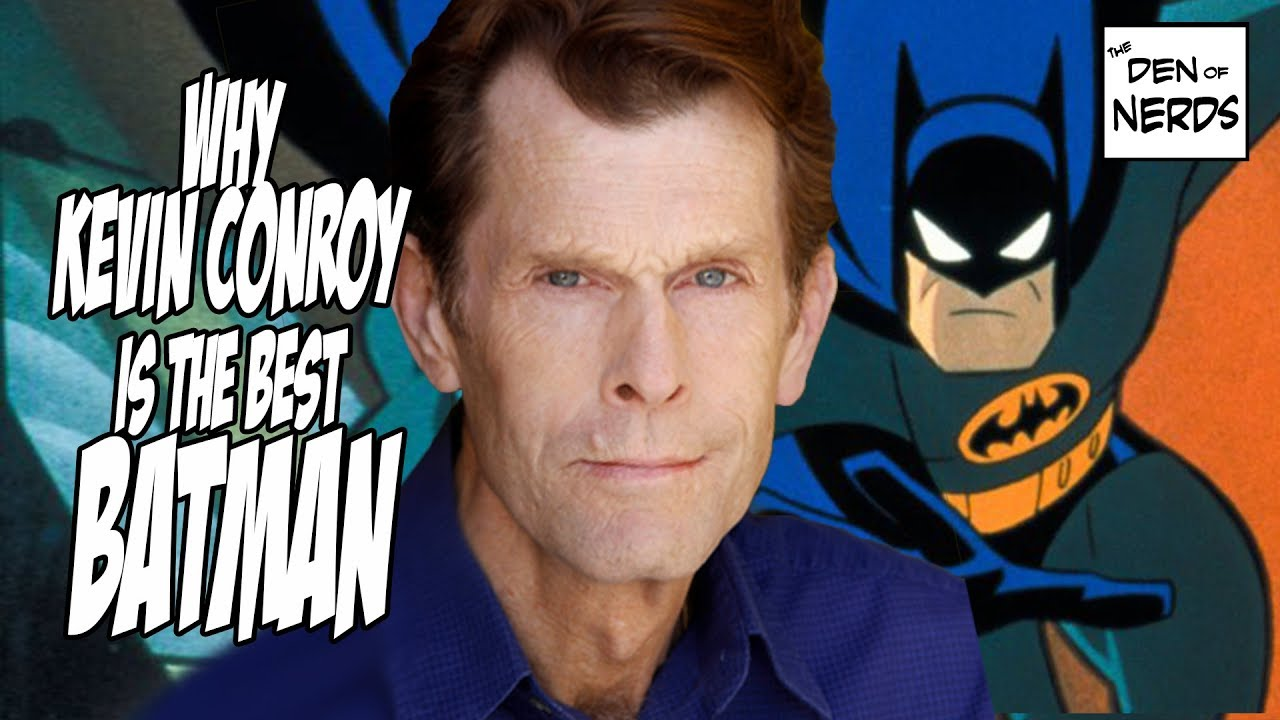 Why Kevin Conroy is the BEST Batman: An UNBELIEVABLE Interview