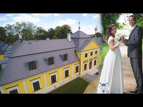Marianna és Zsolt esküvője a Forgách Kastély Hotelben, Mándok