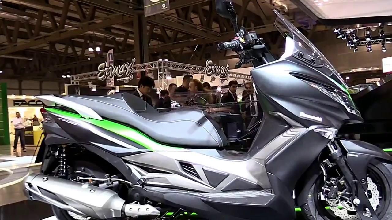 2018 Kawasaki J300 Future Limited Special First Impression ...