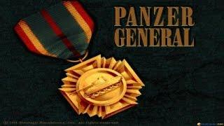 Panzer General gameplay (PC Game, 1994)