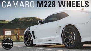 mrr 228 gloss black wheel camaro z28